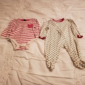 Baby Gap Layette Size 0-3 and 3-6M